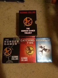 The Hunger Games Trilogy Forest Grove, 97116