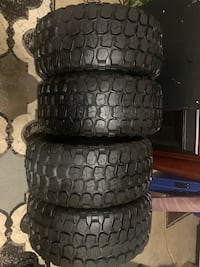 33 x 12.50 x R20LT Tires Great condition Baltimore