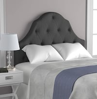 Full/Queen Adjustable Height Headboard