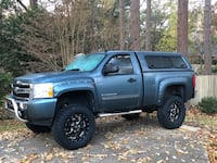 2011 Chevrolet Silverado 1500 LT 4X4 Regular Cab SWB Madison