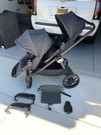 Perfect condition city select lux stroller with tons of extras!
