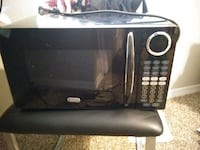 black and gray microwave oven Lutz, 33559