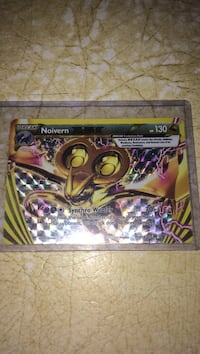 Noivern trading card