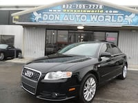 2008 Audi A4 2.0T 4dr Sedan (2L I4 6M) Houston