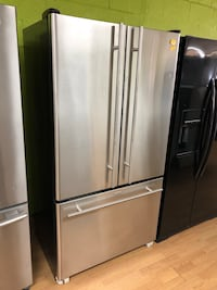 JennAir stainless steel French door refrigerator  Woodbridge, 22191