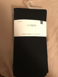 New York & Company Black Tights Size Large McLean, 22102