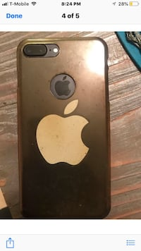 black and brown iPhone case Los Angeles, 90059
