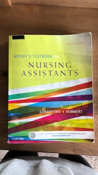 Mosby's Textbook & Workbook for Nursing Assistants Boise, 83709