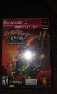 Ratchet and Clank: Up your arsenal Toronto, M2N