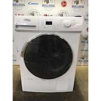 Belling Bel FCD800 White Condenser Tumble Dryer - White West Midlands, UK