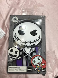 iPhone case Disney jack skellington Langley, V3A 7E9