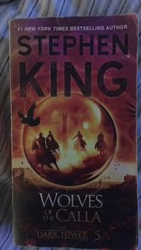 Stephen king wolves of the calla 424 mi