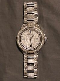 Michael Kors Swarovski Crystal Watch