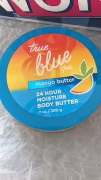 New True blue spa mango body butter discontinued from bath and body works  West Des Moines