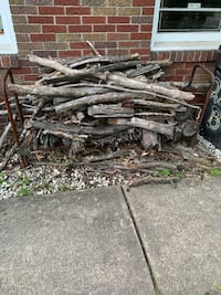 Ton of wood, Stand not included Fair Lawn, 07410