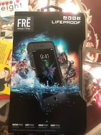 Lifeproof fre iphone 7 plus case box Sterling, 20165