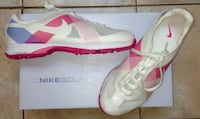 Nike Golf Lunar Summer Lite Women Size 7.5 NIB