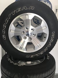 Goodyear Tires and rims Sneads Ferry