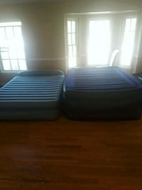 2 queen air mattresses  $60 for both Occoquan, 22125