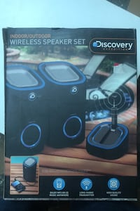 Discovery Expedition speakers Woodlawn, 20737