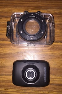 Emerson camera (Dashboard or action camera) 8GB micro SD included