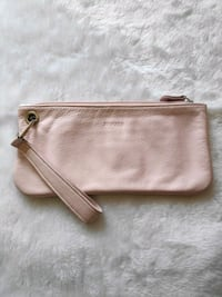 """Roots"" Leather Wristlet Wallet Toronto, M1C 0B1"