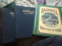 Baseball collector books..  But will Negotiate 272 mi