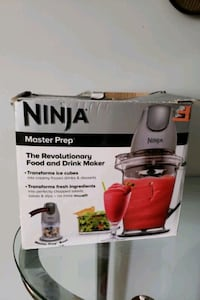 NINJA MASTER Ice Crusher + Choper for sale Brampton, L6T 2E5