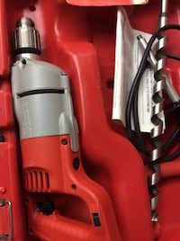 orange and gray Milwaukee power tool Calgary, T2A