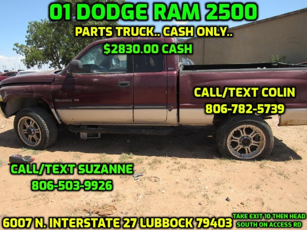 Used And New Cab Pickup Truck In Lubbock Letgo