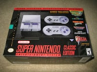 Mini Super Nintendo  Lexington