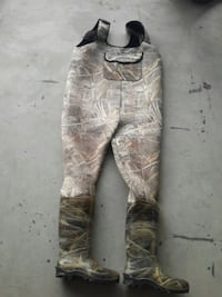 Fly fishing suit realtree max-5