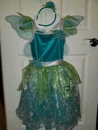 beautiful fairy costume size 5/6 London, N6H 4W9