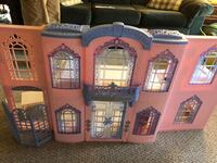 Barbie Grand Hotel Play Set/Doll House w/accessories shown Baltimore, 21236