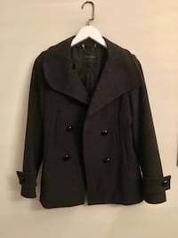 Size XS • Babaton Howell Wool Coat   Toronto