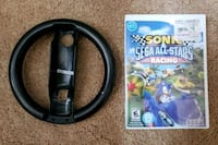 Wii Sonic & Sega All-Stars Racing Milwaukee, 53221