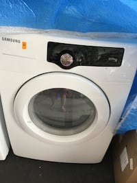 white front-load clothes washer Summerfield, 34491