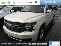 2015 Chevrolet Tahoe Redwood City, 94063