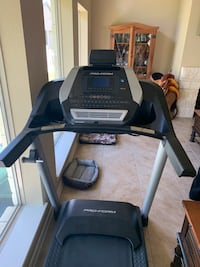 Pro-form treadmill barely used