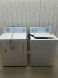 white washer and dryer set Frederick, 21701