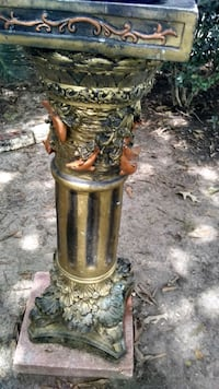 Tall decorative plant stand Baton Rouge