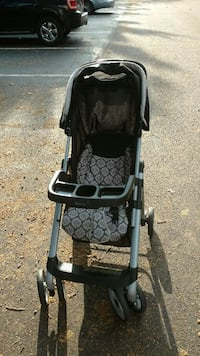 baby's black, white and gray safety1st convertible stroller Newark, 19711