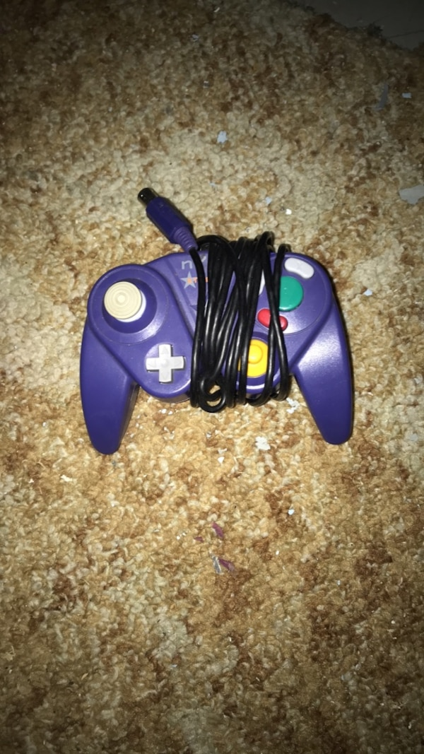 Game cube controller