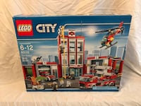 LEGO City Fire Station 60110(brand new) Cope, 29038