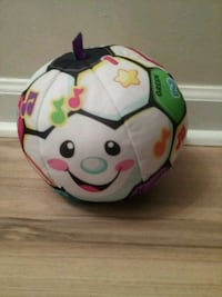 Fisher price laugh and learn ball Newport News, 23608