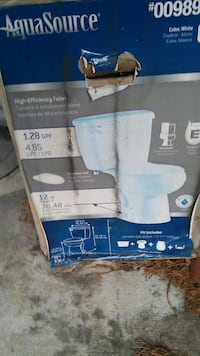 Great Deal on New Toilet Sutherlin, 97479