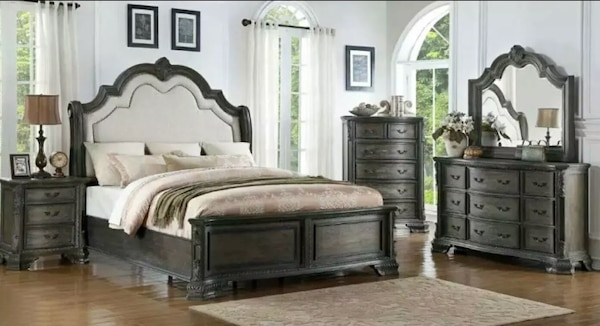Used Bedroom Sets Available Only 48 Down Payment NO CREDIT NEEDED Impressive Bedroom Furniture On Credit