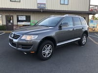 2010 Volkswagen Touareg for sale Dallas