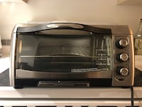 Black and decker toaster oven Kelowna, V1Y 4K3