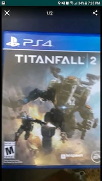 Titanfall 2 PS4 game case Hastings, 55033